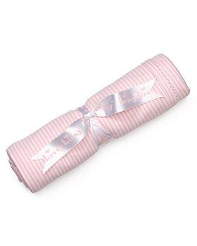 Kissy Kissy - Infant Girls' Stripe Blanket - Baby