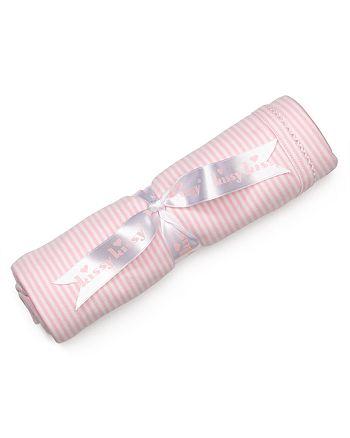 Kissy Kissy - Infant Girls' Stripe Blanket