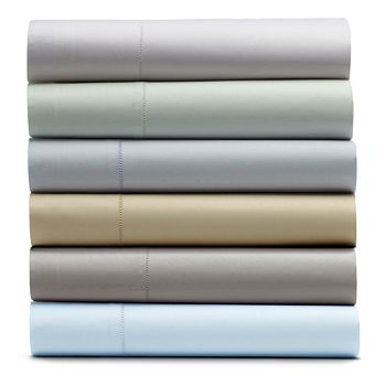 SFERRA - Celeste Flat Sheet, Full/Queen