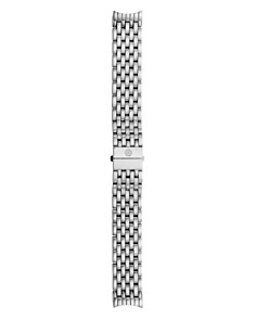 MICHELE Serein Stainless Steel Watch Bracelet, 18mm - Bloomingdale's_0