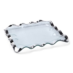 Annieglass Large Ruffle Square Tray - Bloomingdale's_0