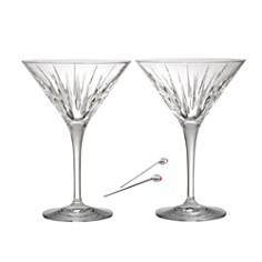 Reed & Barton Soho Martini Glasses & Olive Picks, Set of 2 - Bloomingdale's Registry_0