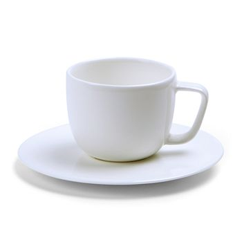 Hudson Park Collection - Demitasse Espresso Cup & Saucer - 100% Exclusive