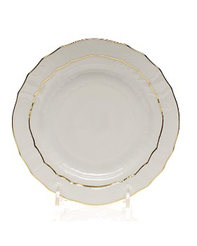 Herend - Golden Edge Bread & Butter Plate