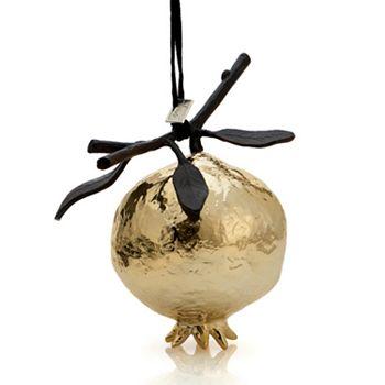 Michael Aram - Gold Pomegranate Ornament