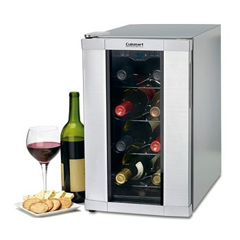 Cuisinart - Private Reserve 8-Bottle Wine Cellar by Cuisinart