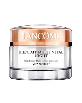 Lancôme - Bienfait Multi-Vital Night Cream 1.7 oz.
