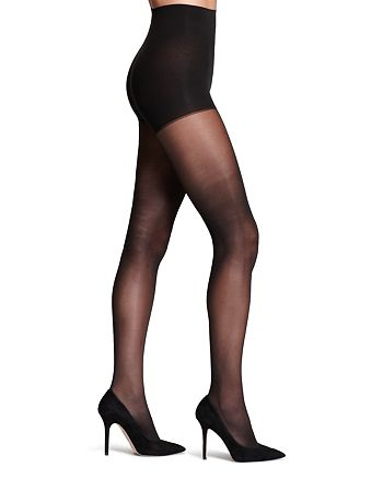 98e9ed533c80dc DKNY - Comfort Luxe Control Top Tights
