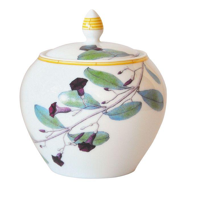 Bernardaud - Jardin Indien Sugar Bowl
