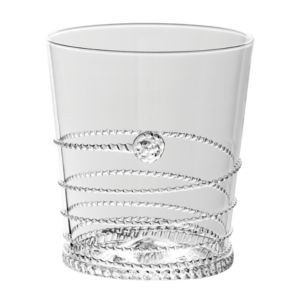 Juliska Amalia Double Old-Fashioned Glass