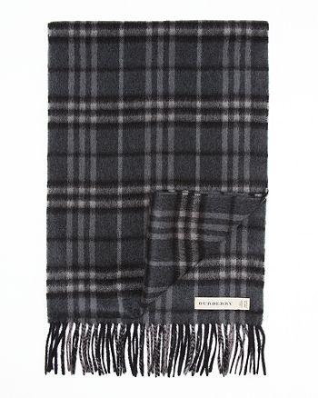 Burberry - Icon Cashmere Check Muffler