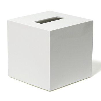 Jonathan Adler - Lacquer Bath Tissue Box