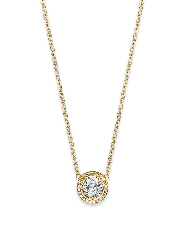 Bloomingdales diamond pendant necklace in 14k yellow gold 025 ct pdpimgshortdescription aloadofball Choice Image