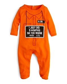Sara Kety - Unisex 9 Months Inside Footie - Baby