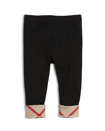 Burberry - Girls' Penny Ribbed Leggings - Baby
