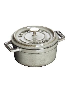 Staub - Staub Mini Round Cocotte, .25 quarts