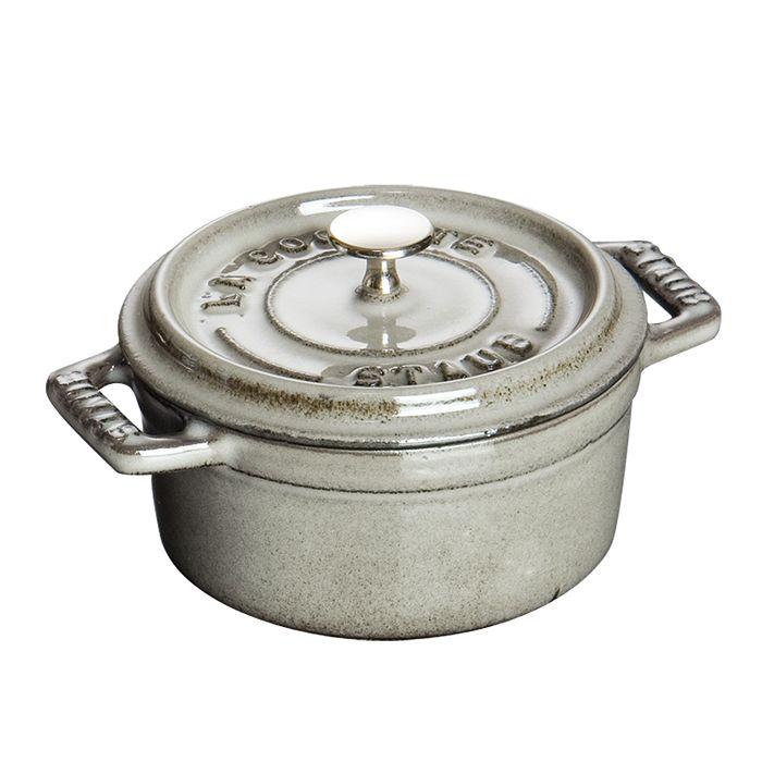 Staub - Mini Round Cocotte, .25 quarts