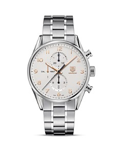TAG Heuer Carrera Calibre 1887 Automatic Chronograph Watch, 41mm - Bloomingdale's_0
