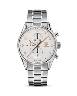 TAG Heuer - TAG Heuer Carrera Calibre 1887 Automatic Chronograph Watch, 41mm