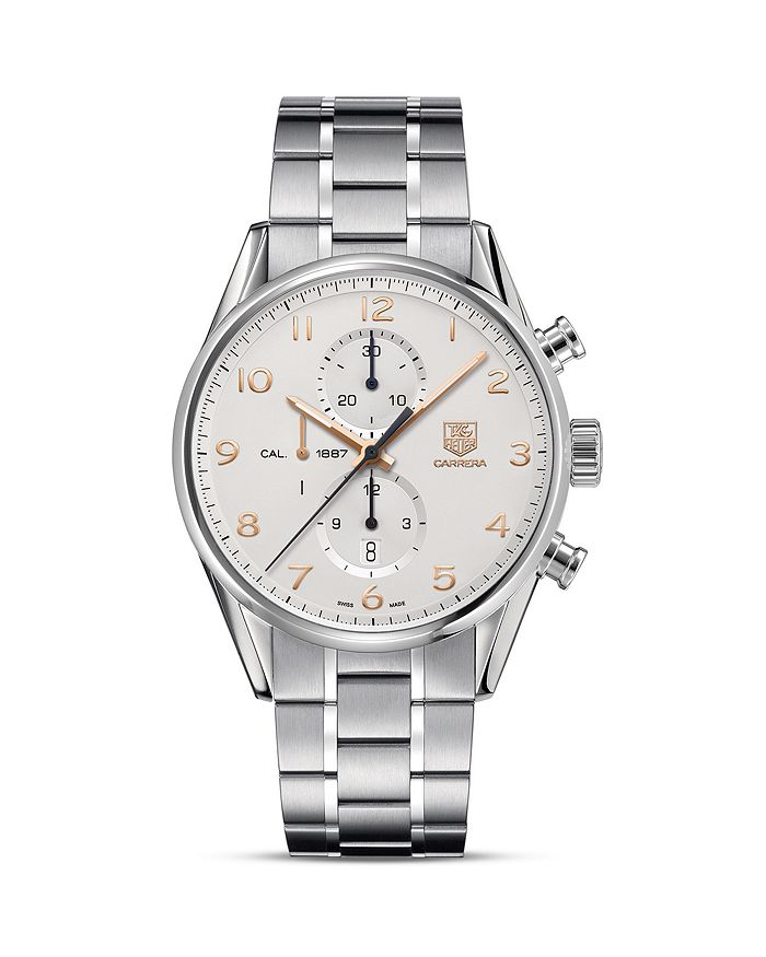 b040afd3aad TAG Heuer - Carrera Calibre 1887 Automatic Chronograph Watch