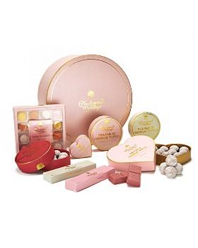 Charbonnel et Walker - Pink Hamper Chocolate Assortment
