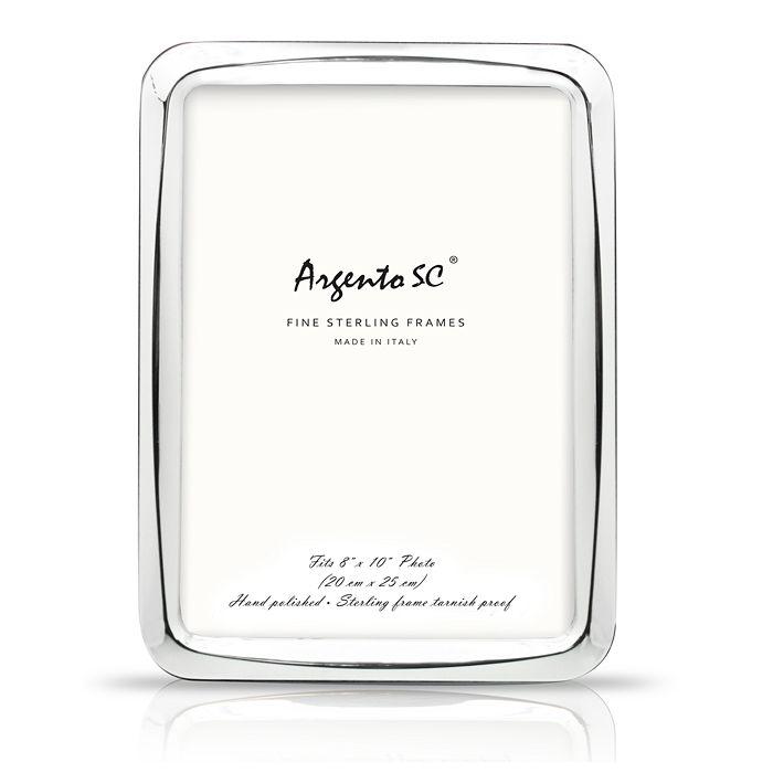 "Argento SC - Modern Frame, 8"" x 10"""