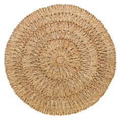 Juliska - Juliska Straw Loop Round Placemat