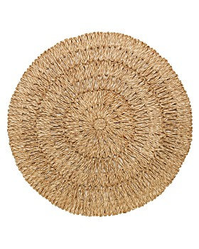 Juliska - Juliska Straw Loop Round Placemat