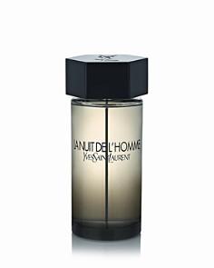 Yves Saint Laurent La Nuit de L'Homme Eau de Toilette 6.9 oz. - Bloomingdale's_0