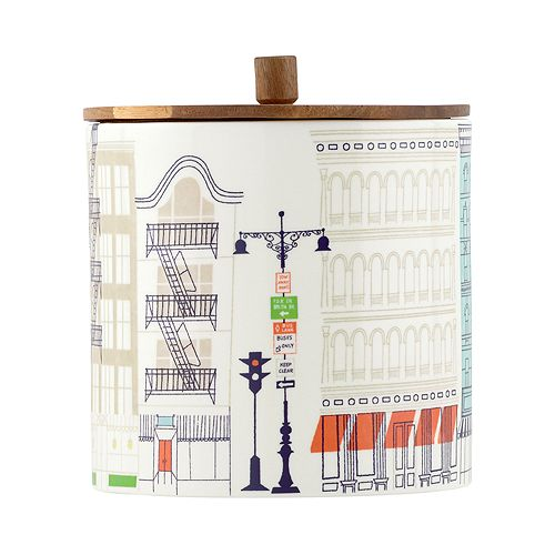 kate spade new york - Hopscotch Drive About Town Large Canister