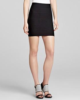 BCBGMAXAZRIA - Skirt - Simone Texture Power
