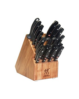 Zwilling J.A. Henckels - Zwilling Twin Signature 19-Piece Knife Block Set
