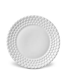 L'Objet - Aegean White Dessert Plate