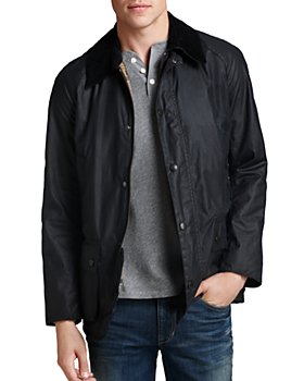 Barbour - Ashby Tailored Waxed Cotton Jacket