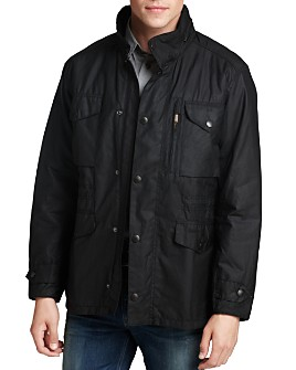 Barbour - Sapper Waxed Cotton Jacket