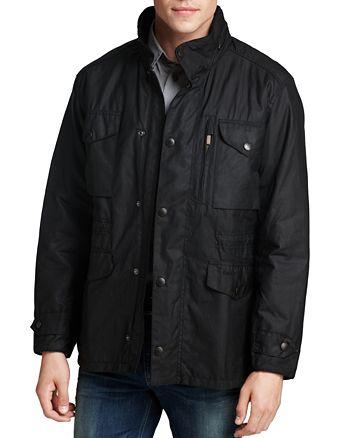 Barbour - Sapper Waxed Cotton Jacket