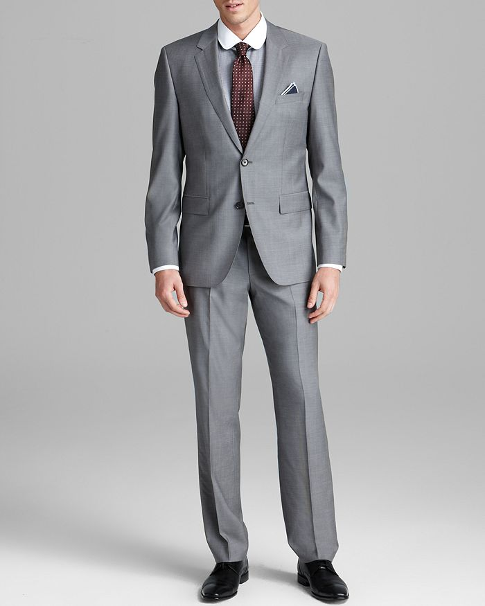 BOSS Hugo Boss - James Sharp Suit - Regular Fit