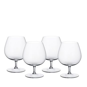 Villeroy & Boch - Purismo Brandy Glass, Set of 4