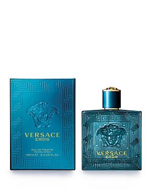 Versace Eros Eau de Toilette 3.4 oz.