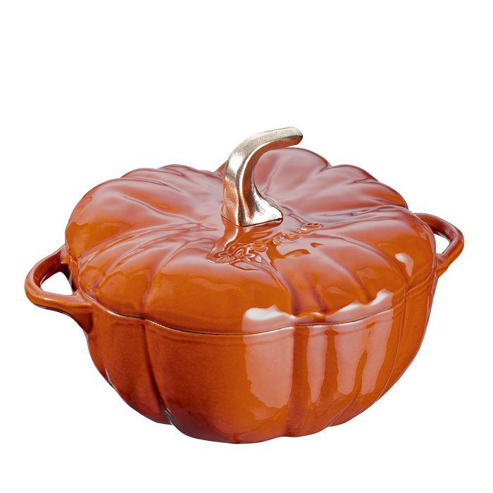 Staub - 3.5-Quart Pumpkin Cocotte