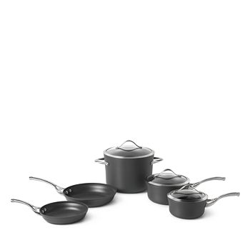 Calphalon - Contemporary Nonstick 8-Piece Cookware Set