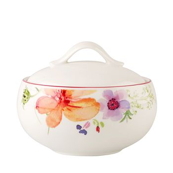 Villeroy & Boch - Mariefleur Covered Sugar Bowl