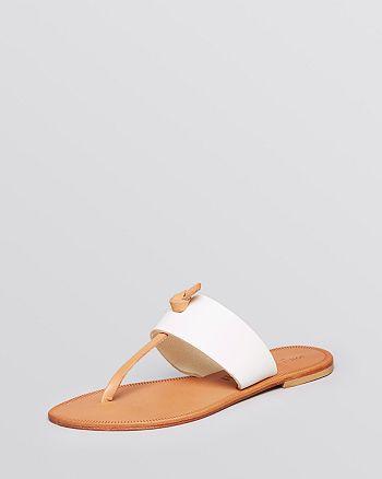 3dfc9e60ed2117 Joie a la Plage Thong Sandals - Nice