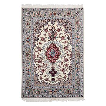 "Bloomingdale's - Isfahan Collection Persian Rug, 3'9"" x 5'5"""