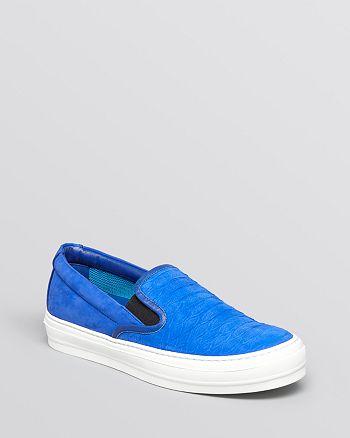 Salvatore Ferragamo - Slip-On Sneakers - Pacau
