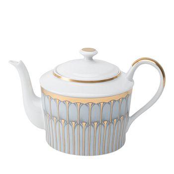 Philippe Deshoulieres - Arcades Powder Blue Teapot