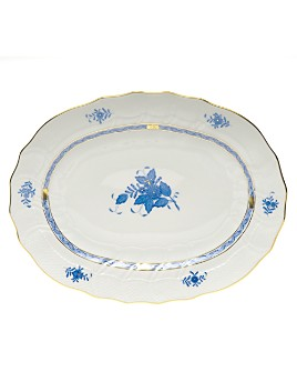 Herend - Chinese Bouquet Serveware Collection