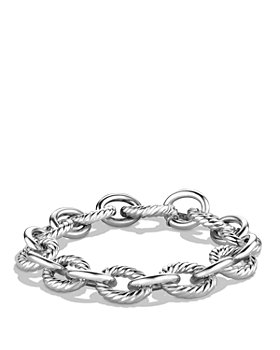 David Yurman - Large Oval Link Bracelet