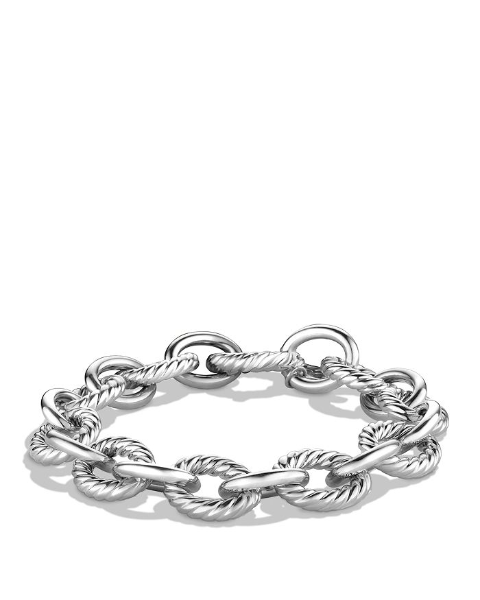 David Yurman - Oval Large Link Bracelet