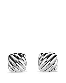 David Yurman - Cable Cushion Cufflinks